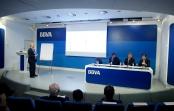 Moderando la Asamblea Autocontrol 2014 con ponentes españoles